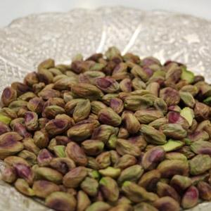 Variedad tipos pistachos
